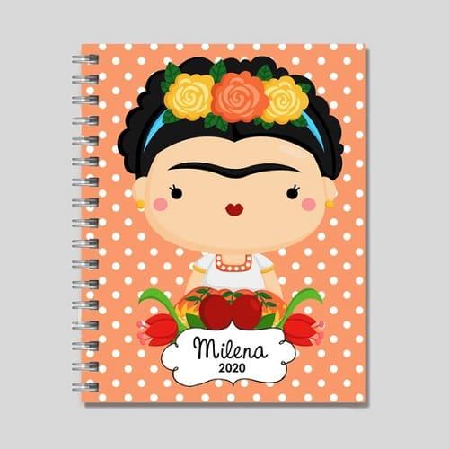 Comprar Agendas Frida Kahlo