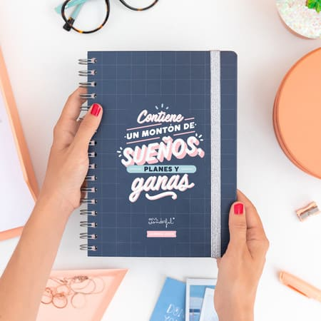 Comprar Agendas Mr Wonderful